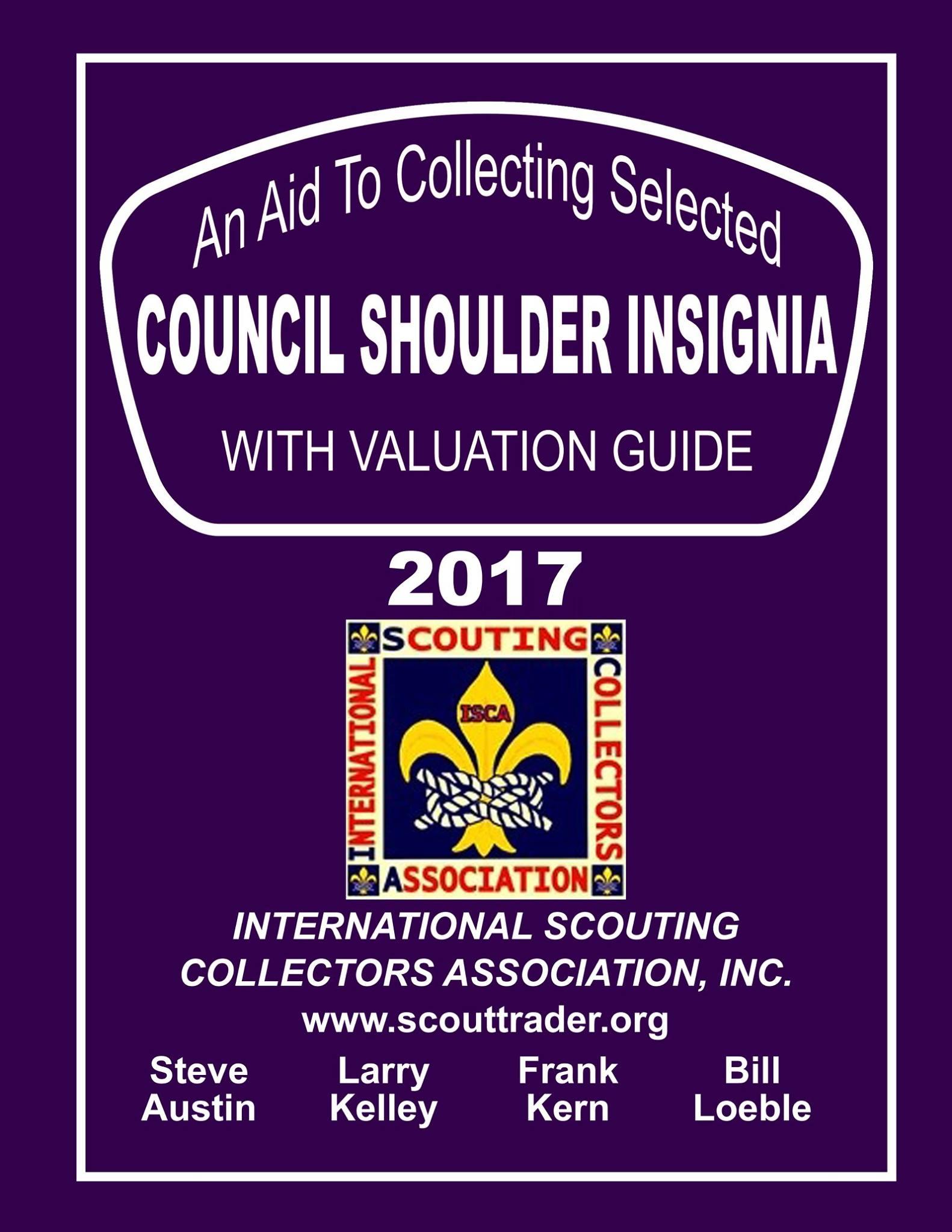 Council Insignia Guide 2017