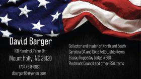 David Barger